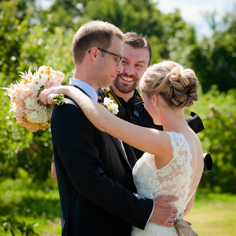 New Hampshire Wedding Photographer Ron Kolias Studios - Guy gets professional photoshoot with his cat engagement photos
